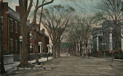 On Main Street Postcard