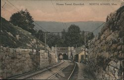 Hoosac Tunnel, Electrified