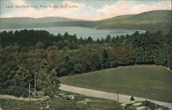 Lake Spofford from Pine Grove Golf Links