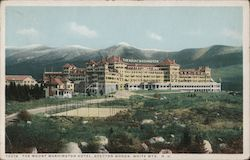 The Mount Washington Hotel