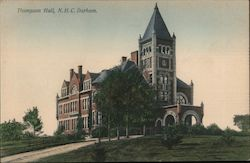 Thompson Hall, NHC Postcard