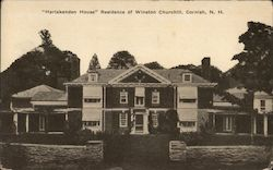 Harlakenden House - Residence of Winston Churchill