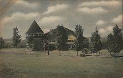 Maplewood Casino, Golf Course Postcard