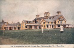 The Winnepesaukee Inn and Cottages Postcard