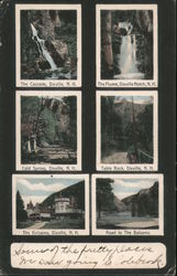 Views of Dixville Notch Area