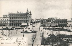 Plaza Libertad, Jan. 10, 1906