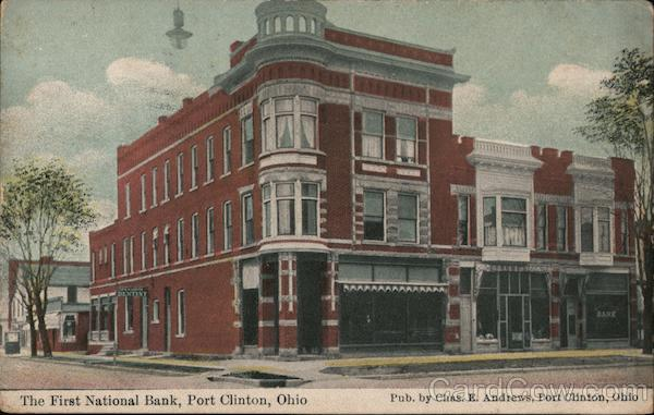 The First National Bank Port Clinton Ohio