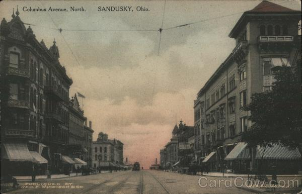 Columbus Avenue, North Sandusky Ohio