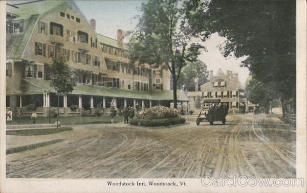 Woodstock Inn Vermont