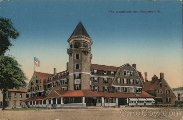 The Woodstock Inn Vermont