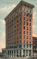Knoxville Banking and Trust Co. Postcard