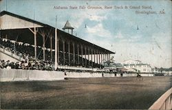 Alabama State Fair Grounds, Race Track & Grand Stand