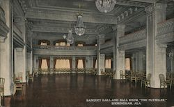 "Banquet Hall and Ball Room, ""The Tutwiler"""