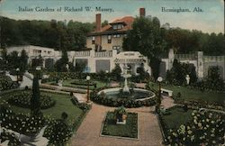 Italian Gardens of Richard W. Massey