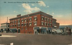 Orondo and Mission Street Postcard