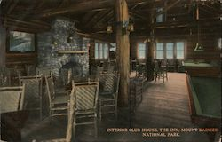 Interior Club House, The Inn