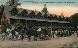 National Park Inn, Mount Rainier National Park