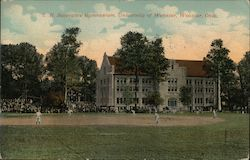 L.H. Severance Gymnasium, University of Wooster