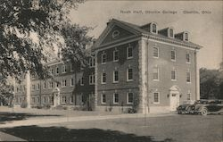 Noah Hall, Oberlin College Postcard