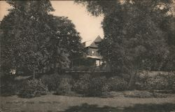 Shurlieff Cottage Postcard