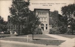 Severence Chemical Laboratory, Oberlin College Postcard