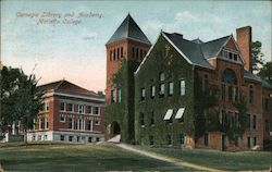 Carnegie Library and Academy, Marietta College