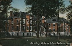Dormitory, Defiance College