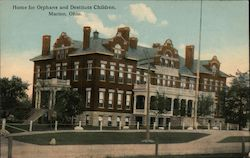 Home for Orphans and Destitute Children Postcard
