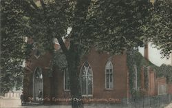 St. Peter's Episcopal Church Postcard