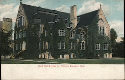 Clark Hall, College for Women