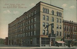 Hotel Norval Postcard