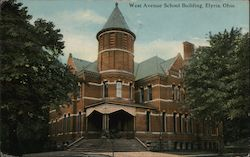 West Avenue School Building