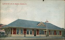Lake Shore & Michigan Southern Railroad Station