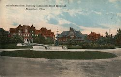 Administration Building, Massillon State Hospital
