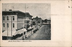 North Park Place Postcard