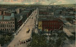 Bird's-eye View of West Federal Street