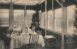 Tudor Farm, A Corner of Pavillion Postcard