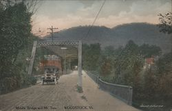 Middle Bridge and Mt. Tom.