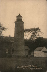 Cumberland Head Light House