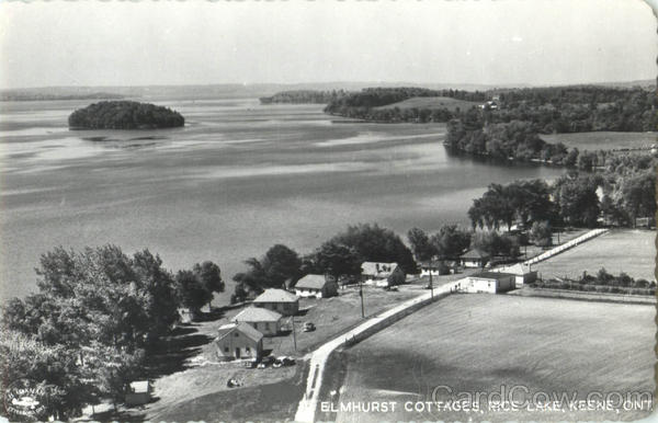 Elmhurst Cottages, Rich Lake Keene Ontario Canada
