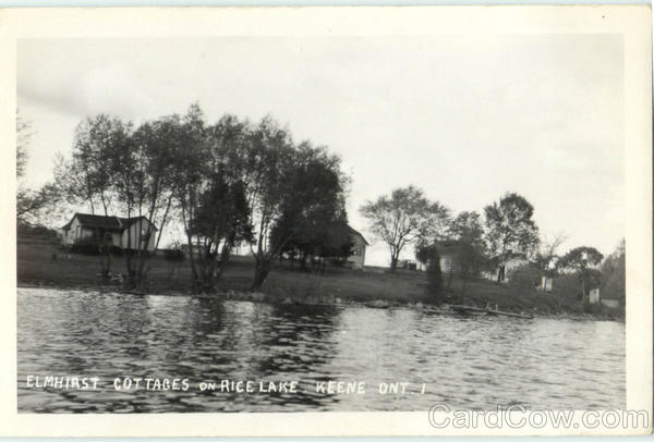 Elmhurst Cottages On Rice Lake Keene Ontario Canada