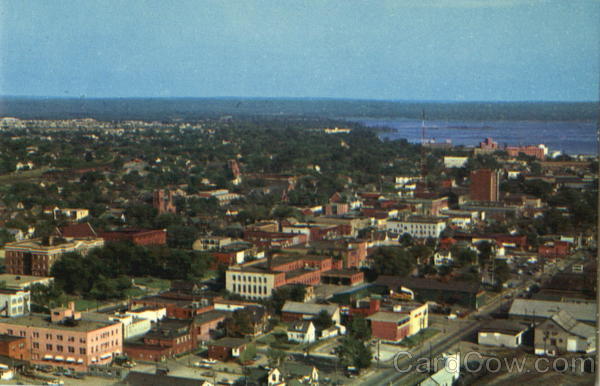 Sault Sainte Marie (ON) Canada  city images : An Aerial View Of Downtown, Sault Ste. Marie Ontario Canada