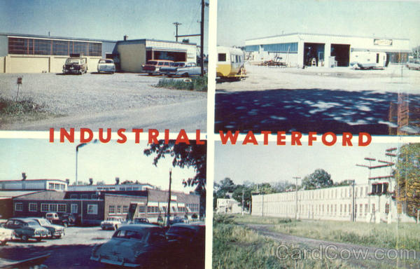 Industrial Waterford Ontario Canada