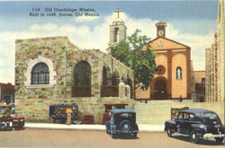 Old Guadalupe Mission