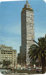 The Tallest Building In Mexico Postcard