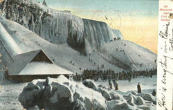 Ice Mountain And Fort & Incline