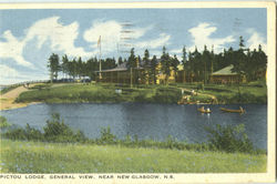 Pictou Lodge