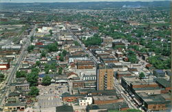 A Beautiful Aerial View Of Sault Ste, Sault Ste. Marie