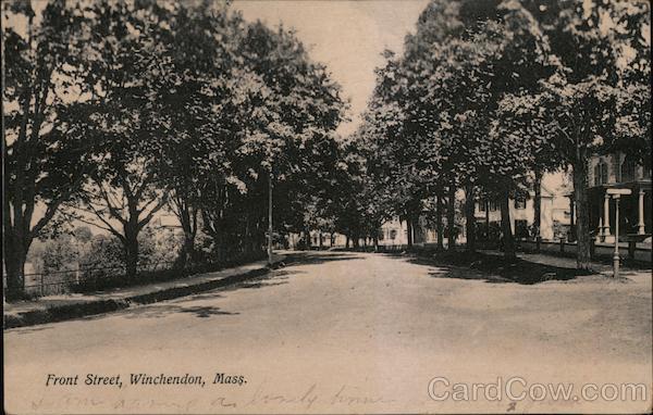 Front Street Winchendon Massachusetts