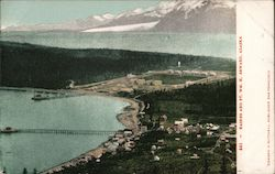 Haines and Pt. WM. H. Postcard